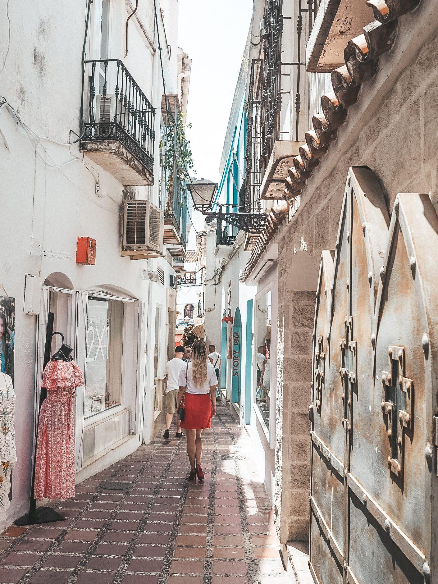 Spanish Way