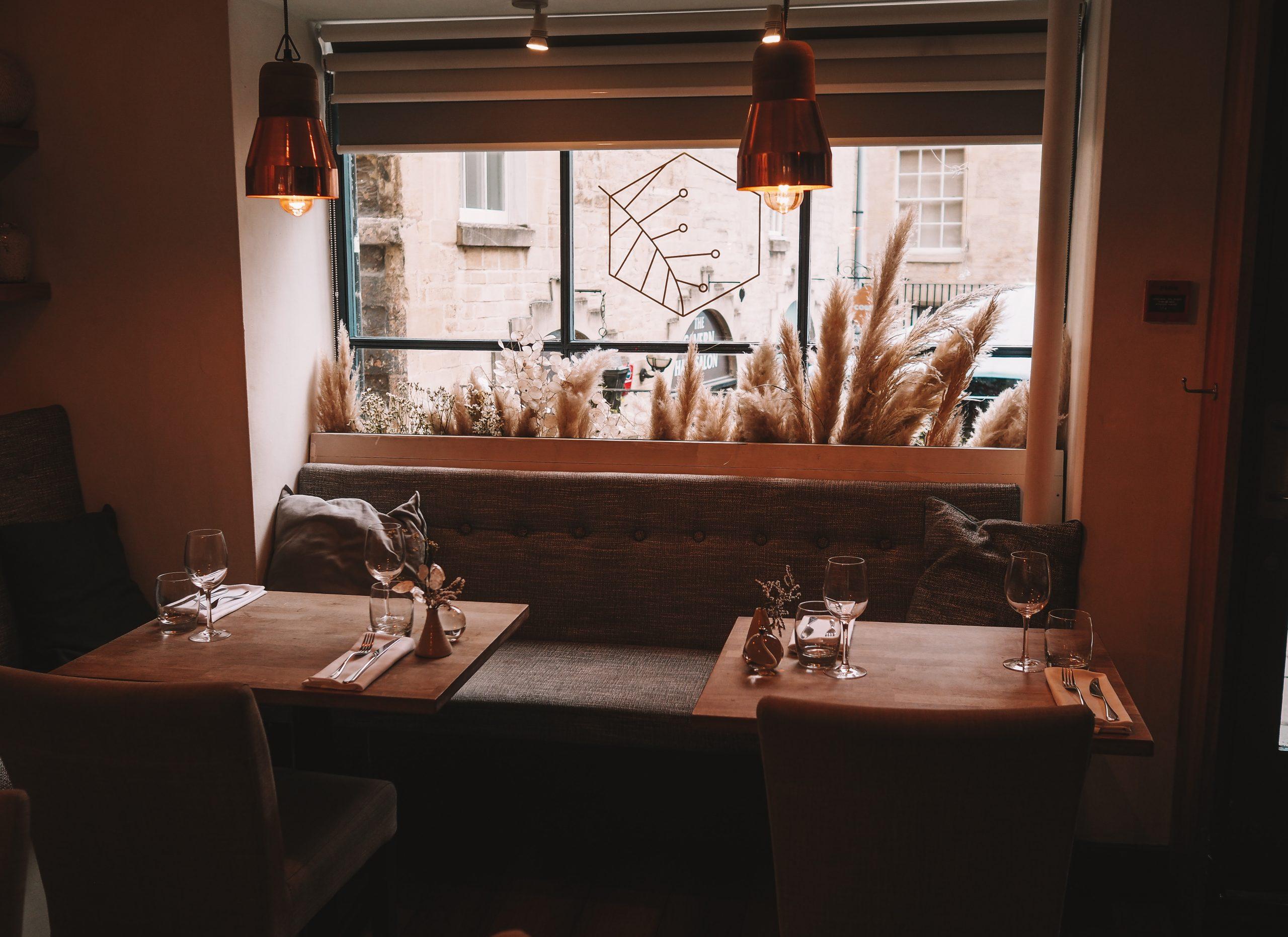 Acorn Restaurant in Bath